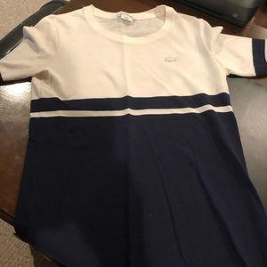 Lacoste Woman's tennis dress size 38 EURO
